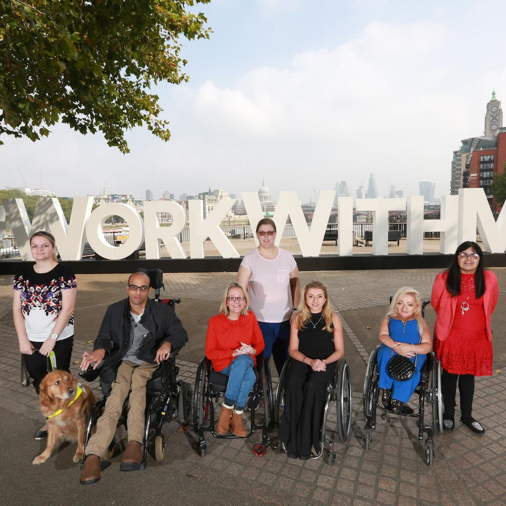 Disabled workers